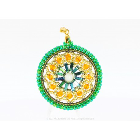 Rose Window Pendant Kit - Marea