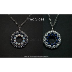 Shield Pendant Kit - Cobalt