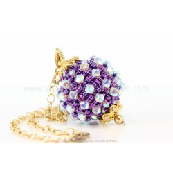 Estella Pendant Kit- Purpura