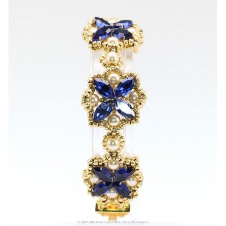 Lucia Bracelet Kit - Sapphire