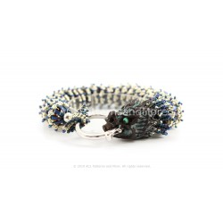 Dragon Bracelet Kit - Blue