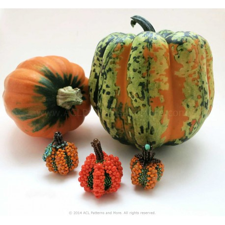 Pumpkin Gourd Pdf Pattern Acl Patterns And More Art