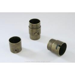 Tambor Clasp Small - Antique Bronze