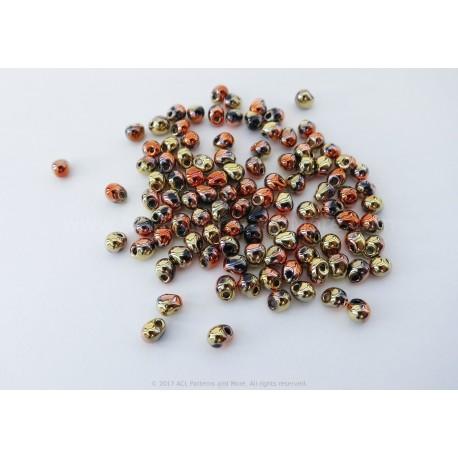 Drop Beads - Gold Rush