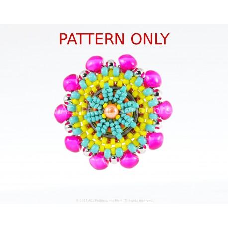 Bead Spinner PDF Pattern