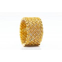 Azteca Gala Bracelet Kit - Gold