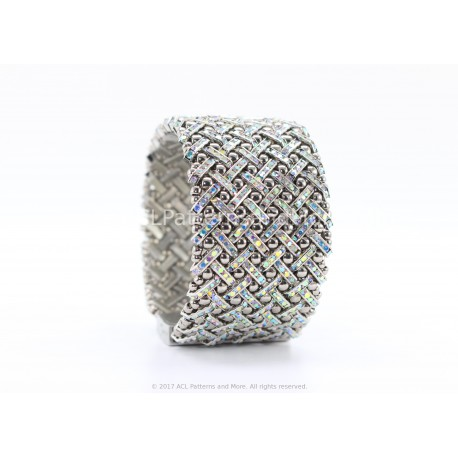 Azteca Gala Bracelet - Confetti AB