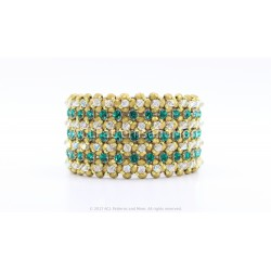Napa Bracelet Kit - Emerald