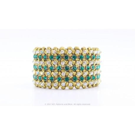 Napa Bracelet Kit - Emerald