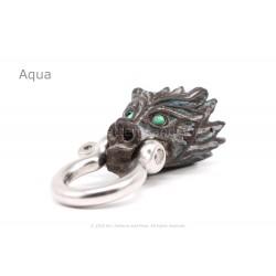 Kafé Dragón Clasp® - Aqua