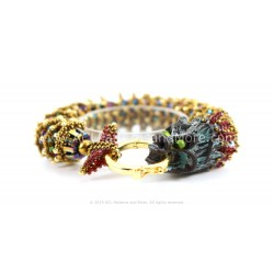 Dragon Bracelet Kit - Papagallo