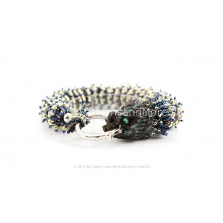 Dragon Bracelet Kit - Blue