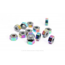 HexA-Two Beads - Papagallo