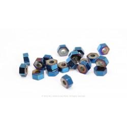 HexA-Two Beads - Terra Blue