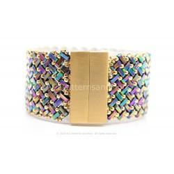 Azteca Bracelet Kit - Papagallo
