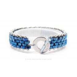 Tuercas Bracelet Kit- Terra Blue