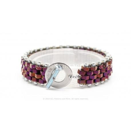 Tuercas Bracelet Kit- Raspberry