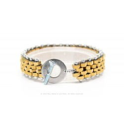 Tuercas Bracelet Kit- Gold