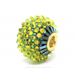 Candy Bubbles Bead Kit - Lemon