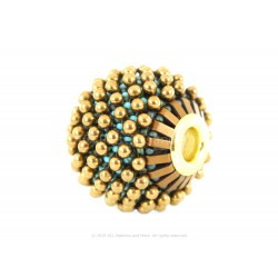 Candy Bubbles Bead Kit - Bronze