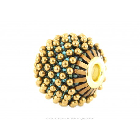 Candy Bubbles Bead Kit - Bronze