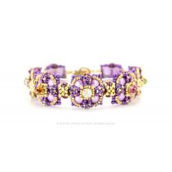 Lady Lola Bracelet Kit - Violeta