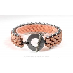 Tuercas Bracelet Kit- Rose Gold