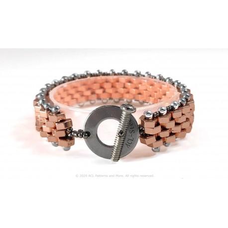 Tuercas Bracelet Kit- Rose Gold