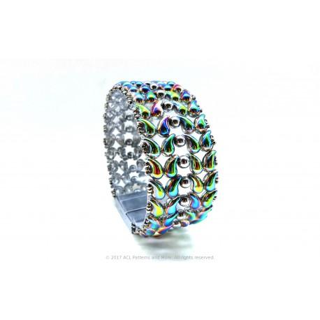 Carnaval Bracelet PDF Pattern