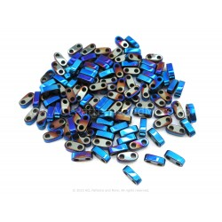Precision Spacer Beads - Terra Blue