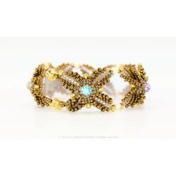 Flor Andina Bracelet Kit - Bronze