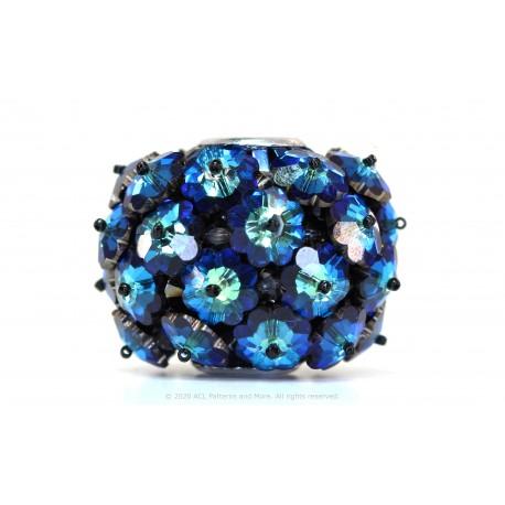 Topiary Pendant Kit - Sapphire