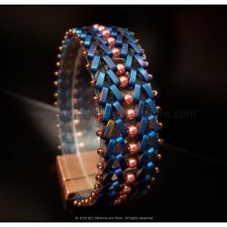 V.O.V. Bracelet Kit - Frosted Cobalt