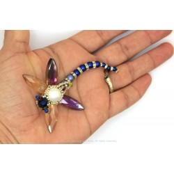 Dragonfly Pendant Kit - Verde