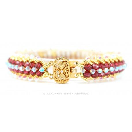 Muzo Bracelet Kit - Ruby