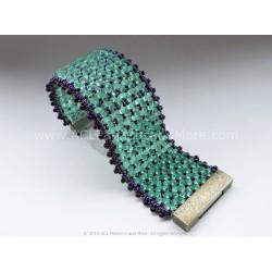 Magma Bracelet PDF Pattern