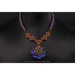 Midnight Bloom Necklace Kit