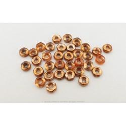 HexA - Uno - Metallic Amber