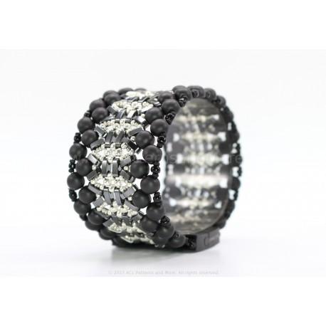 Tapestry Bracelet Kit - Coal