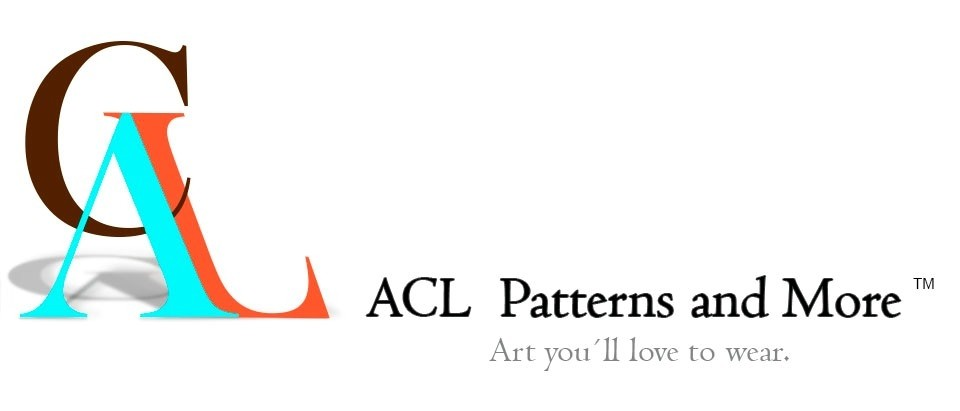 ACL Patterns and More | Art You'll Love To Wear TM